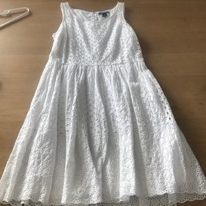 Old Navy Eyelet Dress